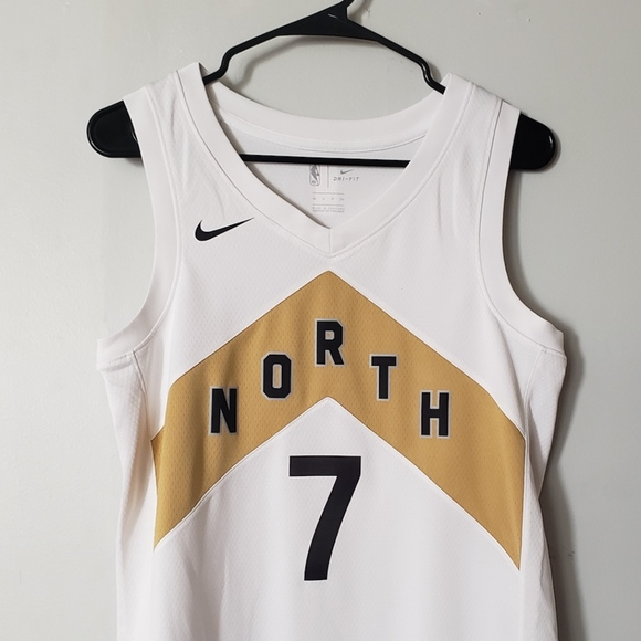 hot sale online b7036 2217c Kyle Lowry Toronto Raptors OVO City Edition Jersey